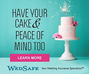 Have your cake and piece of mind, too, with WedSafe